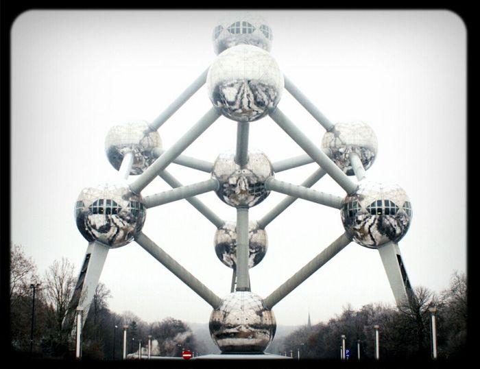Atomium Divearchitecture EyeEm Best Shots Citiesworldwide