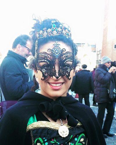 Venezia Carnevaleveneziano Carnevale Maschera Maschera Veneziana Girl