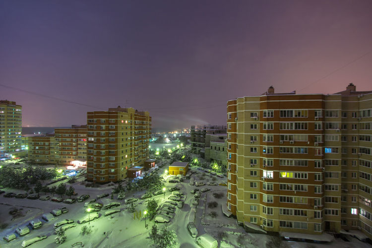 My window view View Wide Angle Window View Night Nightphotography родники Подольская 1 Россия Москва Ночь Canon 10-22mm City Politics And Government Cityscape Apartment Illuminated Skyscraper Architecture Sky TOWNSCAPE Residential Structure Town Roof Residential District Housing Development