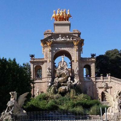 Ciutadellapark Parcdelaciutadella Park Puisto Parc Parque  Barcelona Bcndreamers Bcnexploradores Bcnexplorers Thebarcelonist Visitbarcelona
