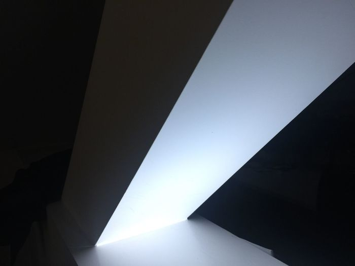 Low angle view of ceiling
