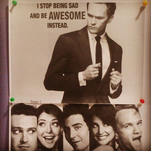 Awesome barney How I met your mother barney