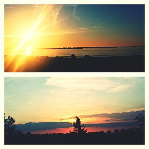 27gennaio TheBeginning Theend Beautiful Day Ilovesunrisesandsunsets