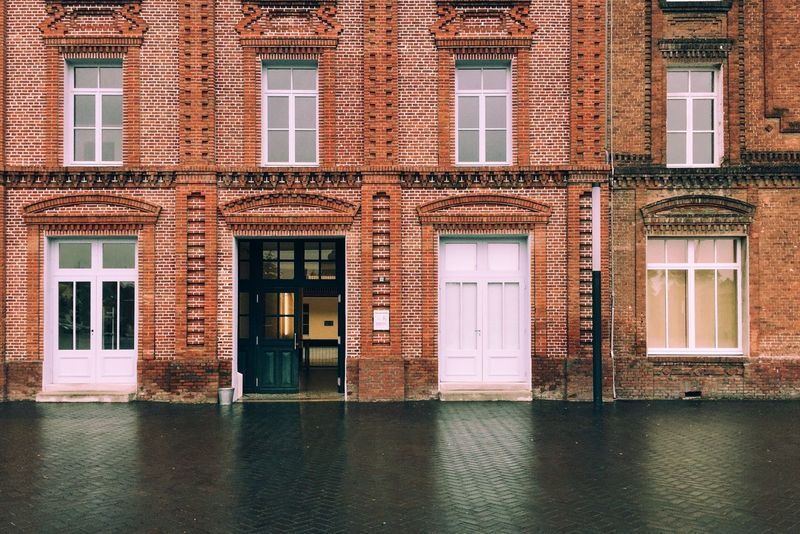Guise France Architecture Architecture_collection Architecturelovers Building Building Exterior Door Rainy Travel