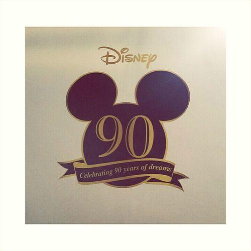 迪士尼90週年紀念展Disney Mickey Mouse Celebrate 90Years