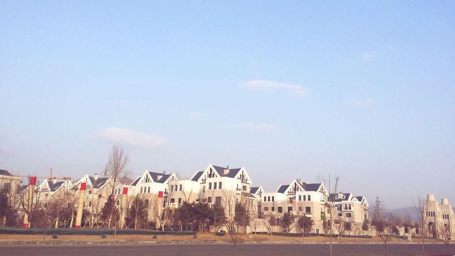 villa Beautiful 蓝天
