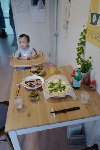 Food Childhood Child Food And Drink Table Indoors  Sitting