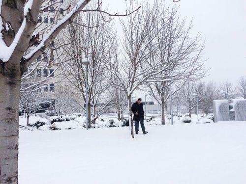 Dusunceler Aklimizdaki Yanımızda Olsa Keske Kar Kış Dogal manzara