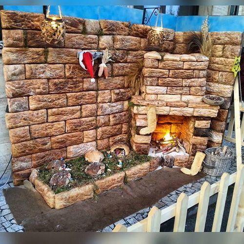 Unusual Bread made NativityScene | Jan 6, 2016 Bazzano PR Italy