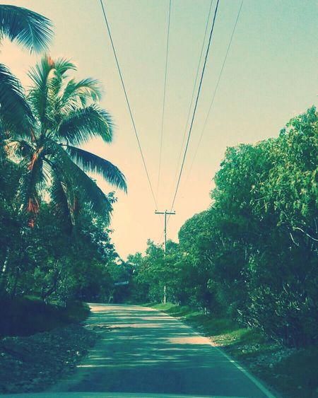Haitian Roads