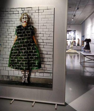 giosetta fioroni Artista Arte Design Moda Italianfashion Museodel900 Milano Fashion Portrait