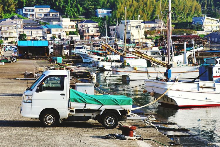 Japan Japan Photography Coast City Architecture Building Exterior Built Structure Vehicle Boat Water Vehicle EyeEmNewHere