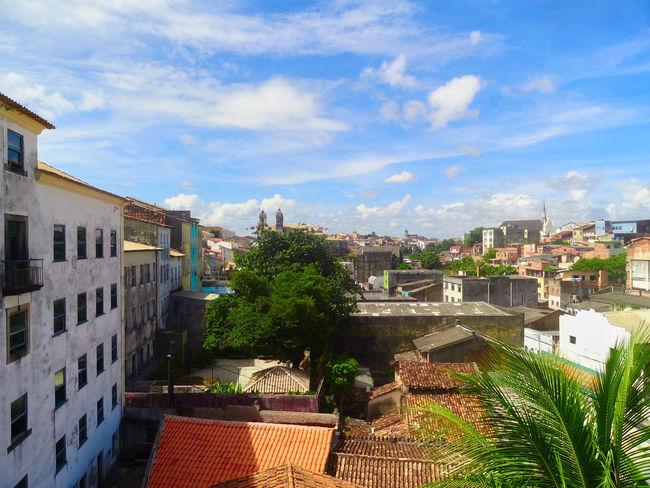 View towards Além do Carmo e Baixa dos Sapateiros | Salvador, Bahia, Brasil Brasil Brazil Bahia Cidade History EyeEm Brasil EyeEm Bahia Salvador De Bahia
