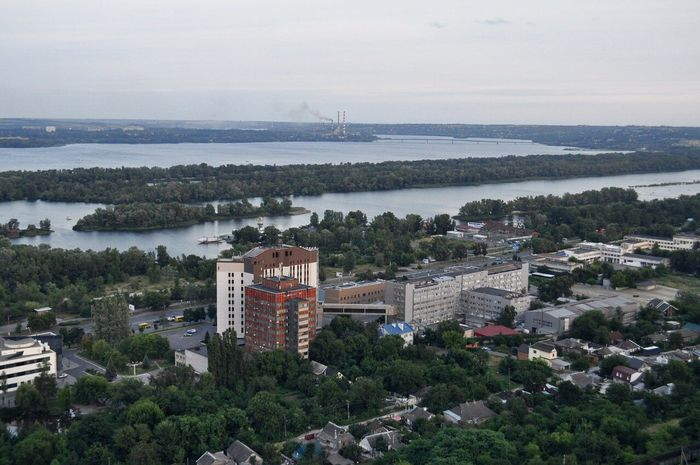 Dnipro River City