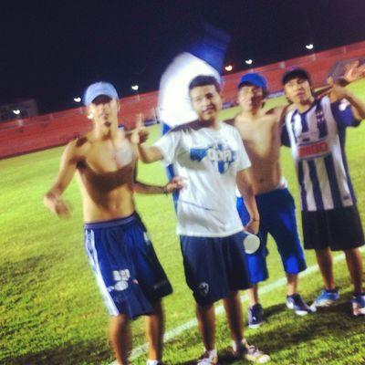 Rayado Rayados Mty Monterreyfc monterrey albiazul mexico hinchas barrabrava supporters enlavidayenlacancha correcaminos copamx