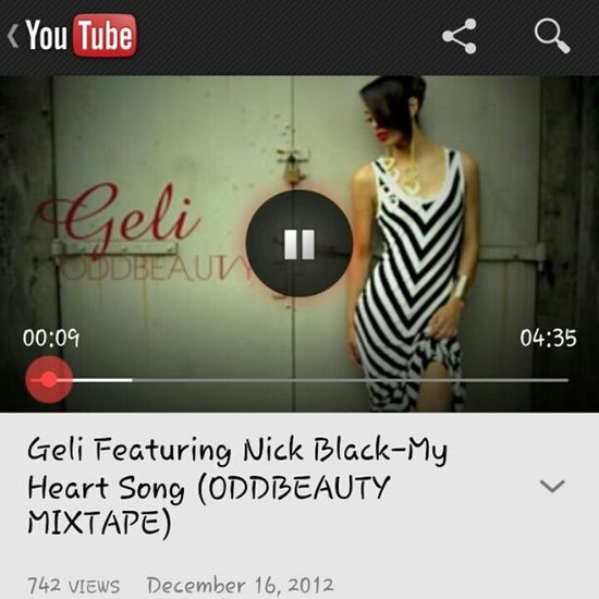 Subscribe Pressplay & Listen (Oddbeauty mixtape coming soon: my heart song ft nick black.)