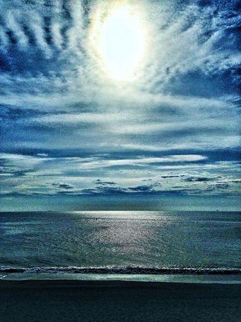 Refrection Of Sunshine