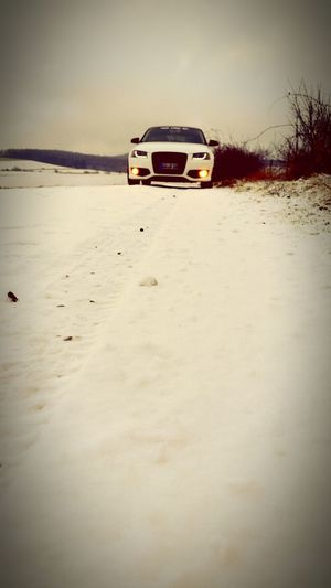 Love My Quattro ❤ Schnee *-* Love My Audi ♡