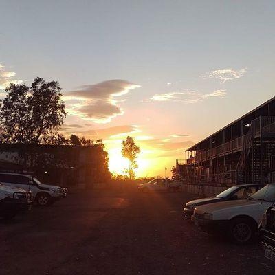 Afterwork Sunsets Porthedland Nofilter Lovethese