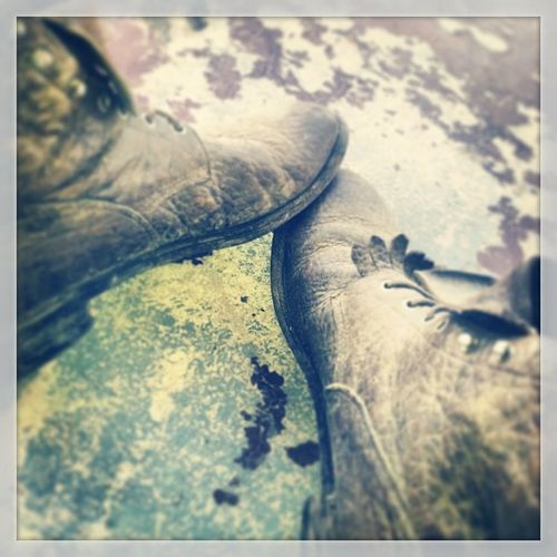 These boots were made for walkingLa Justinboots Leaving Goodbyearizona goodtimesweed