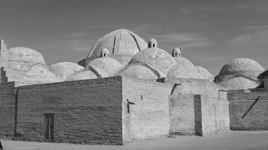 Bukhara Uzbekiston Silkroad Oldcity Travel Photography Black & White Architecture Architecture_bw Geometric Architecture Shapes And Forms