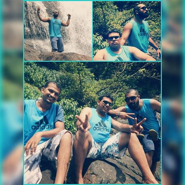 Throwbacktuesday Myactionteam Trecker Treckerswag Dayout Brothers Adidas Allblue GreenZone Secretplace AwesomeDay Awesomized Adventuretime Cooltrio Ahd Goa MyAdventure