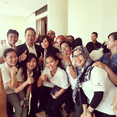 Me Friends HDP Partner with AndrieWongso motivator instadaily instamood intagoodnt4t l4l follow2follow tags4like