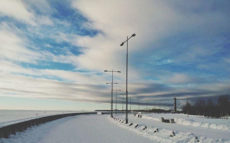 Cityscapes Winter