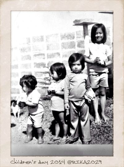 Children's Day My History Once Upon A Time แมนมากๆริก้า! ???