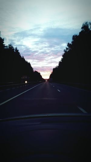 Sunrise_sunsets_aroundworld Russia Mr Tired But Happy  GoingOut Driving Waiting Juventus After Wedding Hello World