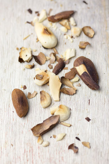 Close-up of nuts