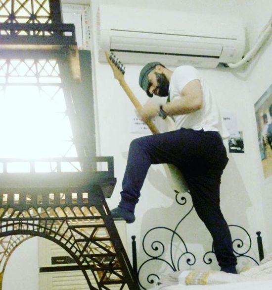 An Artist has no Home in Europe except in Paris FriedrichNietzsche Nietzsche Music Guitar
