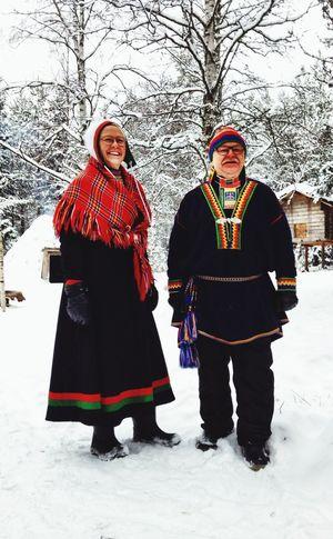 Sami People at Umea2014