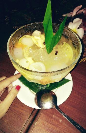 Drink Ice Dinner Malang, Indonesia Taman Indie