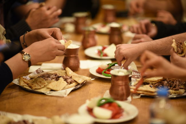 #delicious #Food Food And Drink Foodphotography Friendship Kebab Lifestyles Meal Restaurant Table Togetherness First Eyeem Photo
