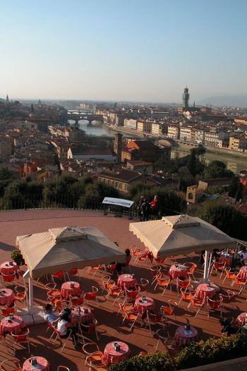Architecture Travel Destinations Cityscape City Florence Italy River Arno