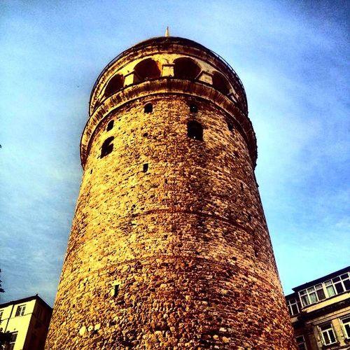 Istanbul Galatakulesi Architech Tower mimari taksim beyoglu