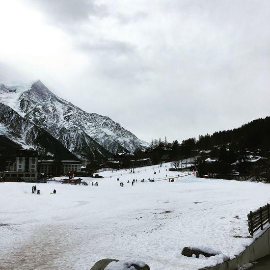 Cloud - Sky Cold Temperature Mountain Mountain Range Snow Snowcapped Mountain Winter