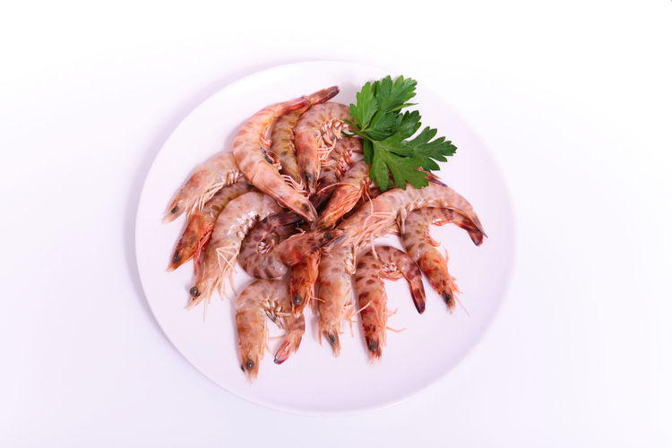 Shrimps on