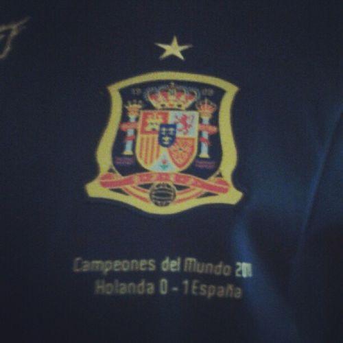 Todo listo para ver el partido. #miteleconlaroja #vamosespaña Miteleconlaroja Vamosespaña