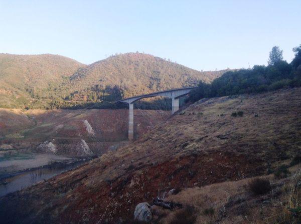 Sonora Bridge River