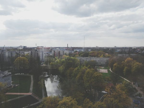Follow Me Nice View Beginner Grey The Top  City Kaliningrad Small_world