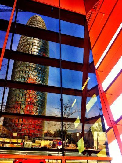 Arquitectura Barcelona Torre Agbar Barcelona Meetup Diveuniverse
