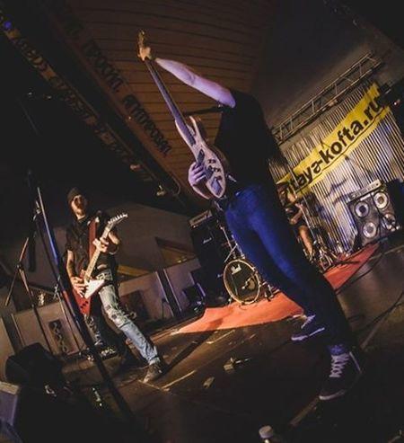 Lovelyrabbit Themadjackband Themadjack Alternative Rock Russia Kazan Innoendband