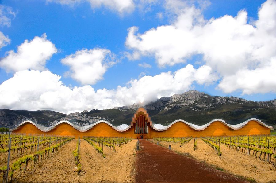 Architecture Cloud - Sky Winery