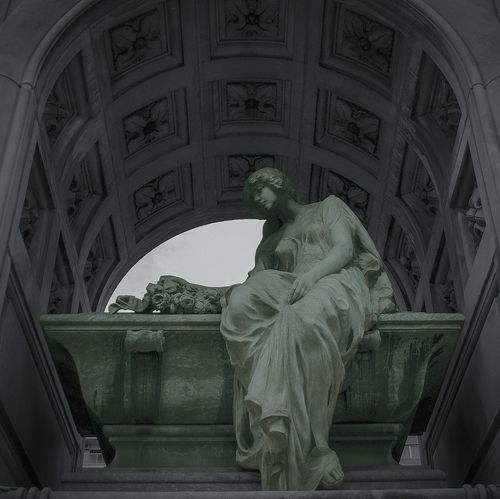 Arch Sculpture Argentina Argentina Photography History Recoleta Cemetery Religion