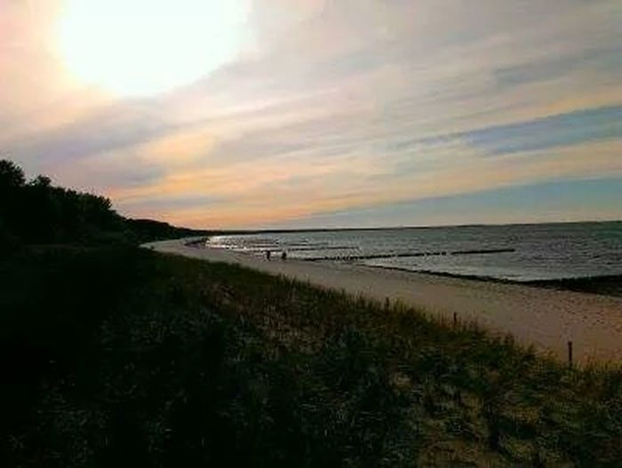 Insel Rügen - Bucht Glowe Relaxing Enjoying Life Hanging Out Hello World