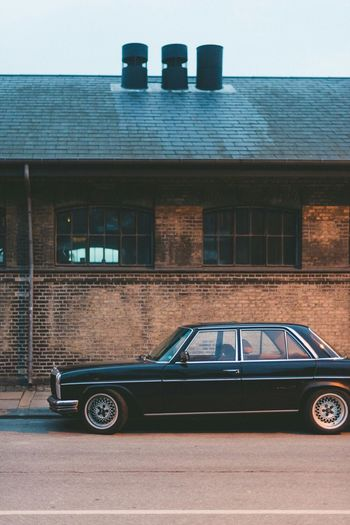 Classic Cars Copenhagen Denmark