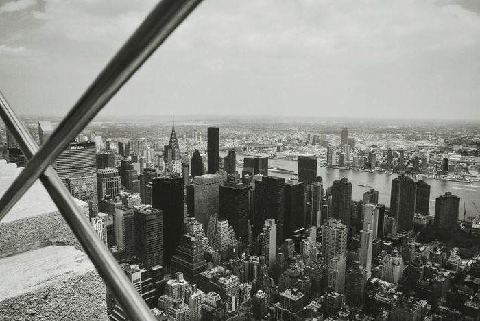 Mighty Manhattan from Empire State New York Instagood Popular Photos Instamood AsDigiClicks Photography Hello World EyeEm Best Shots Bestoftheday Instadaily