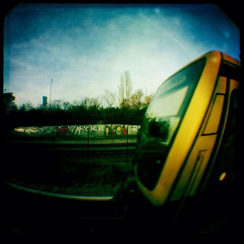 Train Berlin Travel Train Beusselstr